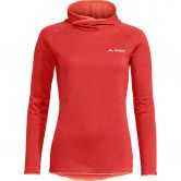 VAUDE - Miskanti II Sweatshirt Women mars red