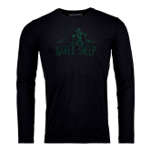 ORTOVOX - 145 Naked Sheep Longsleeve black raven