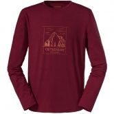 Schöffel - Bukarest Longsleeve Men biking red