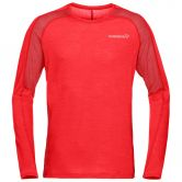 Norrona - Bitihorn Longsleeve Men tasty red
