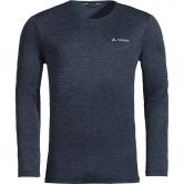 VAUDE - Essential Longsleeve Men eclipse