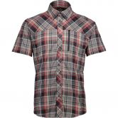 CMP - Stretch Shirt Men ferrari antracite