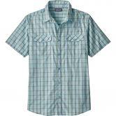Patagonia - High Moss Shirt Men pieman break up blue