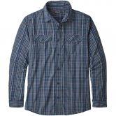 Patagonia - High Moss Shirt Men boscage stone blue