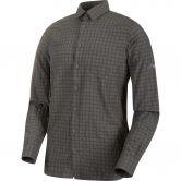 Mammut - Lenni Longsleeved Shirt Men titanium