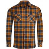VAUDE - Jerpen LS Shirt II Men orange madder