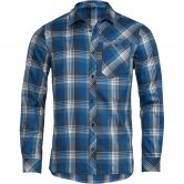 VAUDE - Neshan III Shirt Men steelblue