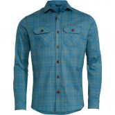 VAUDE - Jerpen III Shirt Men blue grey
