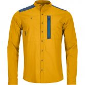 ORTOVOX - Merino Ashby Shirt Men yellowstone