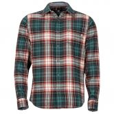 Marmot - Fairfax Midweight Flannel Shirt Men mallard green