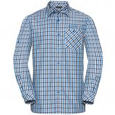 VAUDE - Albsteig Shirt Men radiate blue