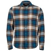 Marmot - Fairfax Midweight Flannel Shirt Men vintage blue
