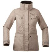 Bergans - Roros Ins. Jacket Damen grey sand