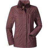 Schöffel - Murnau Jacke Damen rosa
