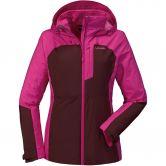 Schöffel - ZipIn! Jacket Alyeska Women pink