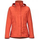 Marmot - PreCip Eco Hardshell Jacket Women picante