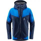Haglöfs - Roc Spire Hardshell Jacket Men tarn blue storm blue