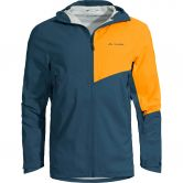 VAUDE - Men's Simony 2,5L Jacket III Rain Jacket Men baltic sea