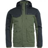 VAUDE - Manukau Jacket Men cedar wood