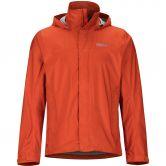 Marmot - PreCip Eco Hardshell Jacket Men picante