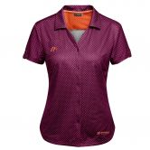 Maier Sports - Lleyn Shirt Women lilac allover