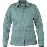 Fjällräven - Greenland Shirt Jacket W Damen forest green