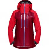 Norrona - Lyngen Gore-Tex Hardshell Jacket Women true red rhubarb