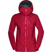 Norrona - lofoten GTX Pro Hardshell Jacket Women rhubarb