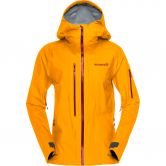 Norrona - lofoten GTX Active Hardshell Jacket Women orange crush