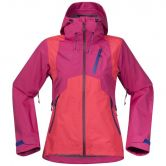 Bergans - Cecilie Jacke Damen bougainvillea strawberry cherry