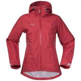 Bergans - Letto Lady Jacke Damen pale red pale coral alu