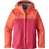 Patagonia - Torrentshell Rainjacket Women carve-coral