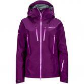Marmot - Alpinist Hardshell Jacket Women deep plum