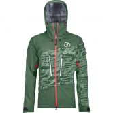 ORTOVOX - 3L Guardian Shell Jacket Women green forest
