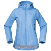 Bergans - Letto Hardshell Jacke Damen summerblue