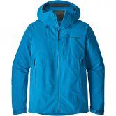Patagonia - Galvanized Hardshell Jacket Women lapiz blue