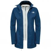 The North Face® - Morton Triclimate® Jacke Damen shady blue