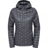 The North Face® - Thermoball™ Hoodie Damen rabbit grey