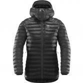 Haglöfs - Essens Mimic Hood Isolationsjacke Damen slate