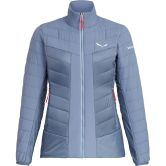 SALEWA - Puez TirolWool®  CLT Jacket Women flint stone