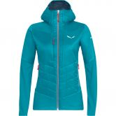 SALEWA - Ortles Hybrid Tirolwool® Isolationsjacke Damen ocean