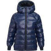 Peak Performance - Tomic Puffer Winter Jacket Women blue shadow