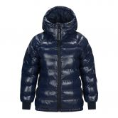 Peak Performance - Tomic Isolationsjacke Damen blue shadow