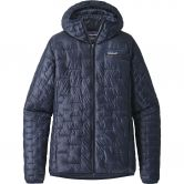 Patagonia - Micro Puff Hoody Insulating Jacket Women classic navy