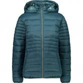 CMP - Insulation Jacket Women petrolio