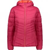 CMP - Fix Hood Jacket Women magenta