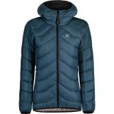 Montura - Dust Duvet Insulating Jacket Women blu cenere