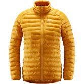 Haglöfs - Essens Mimic Isolationsjacke Damen desert yellow
