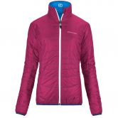 ORTOVOX - Piz Bial Swiss Wool Jacke Damen dark very berry