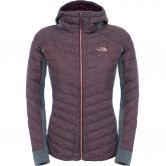The North Face® - Thermoball™ Gordon Lyons Hoodie Damen deep garnet red